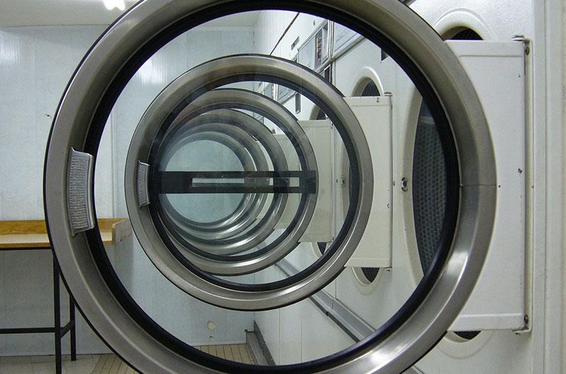 lavanderia doméstica ou industrial